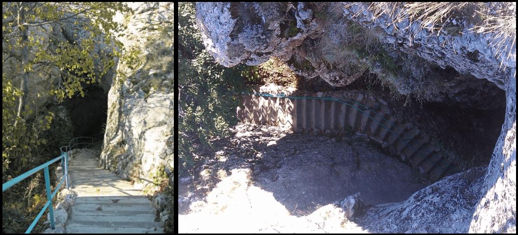 Эмине-Баир-Коба в Крыму