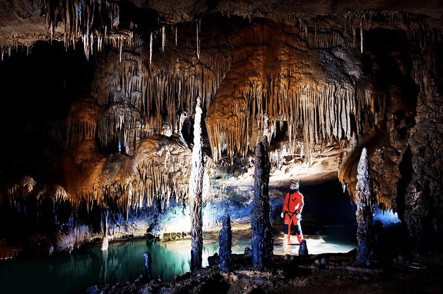 Пещеры Крыма 2019