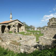 Мечеть Бейбарса в Старом Крыму: величественные развалины