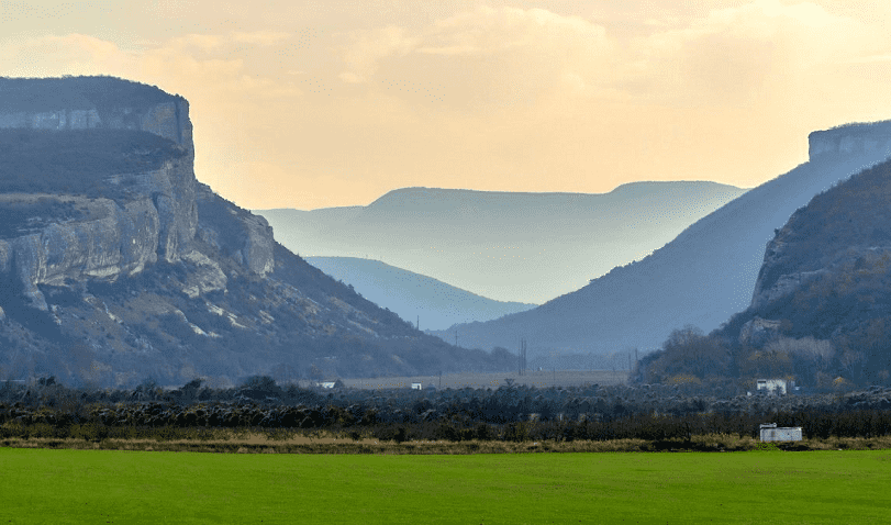Челтер-Коба монастырь