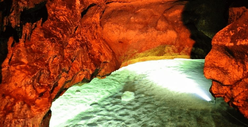 Красная пещера Симферополь