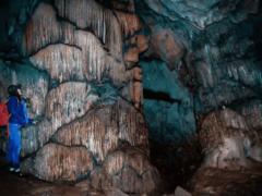 Пещера Тысячеголовая (Бинбаш-Коба) на Чатыр-Даге