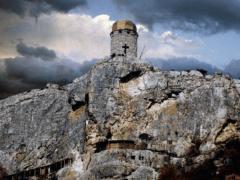 Мужской пещерный монастырь Шулдан: памятник христианской культуры