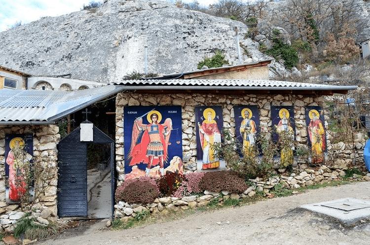 Скит Святой Анастасии Узорешительницы фото