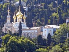 Собор Святого Александра Невского в Ялте: достопримечательность для православных