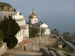 Свято-Георгиевский монастырь (мыс Фиолент, Севастополь, Крым). История становления