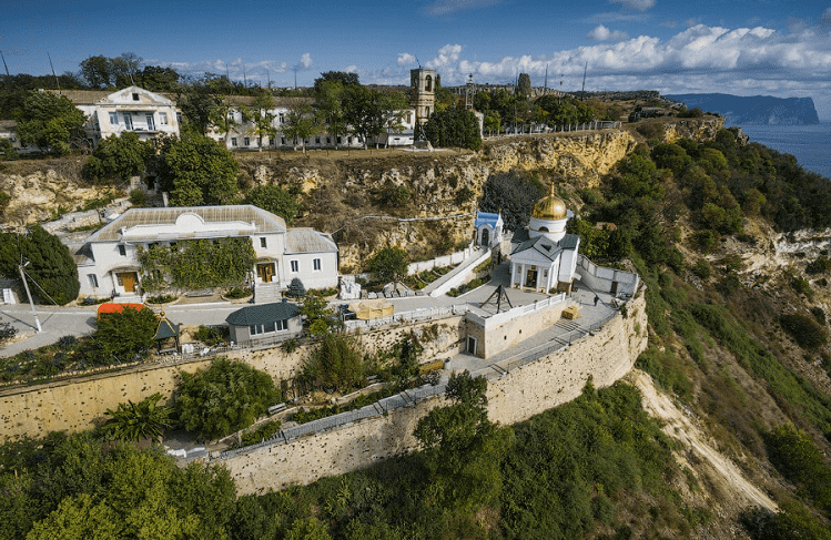 Свято-Георгиевский монастырь Севастополь