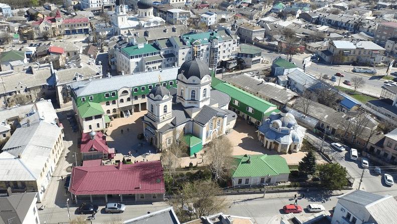 Свято-Троицкий женский монастырь симферополь