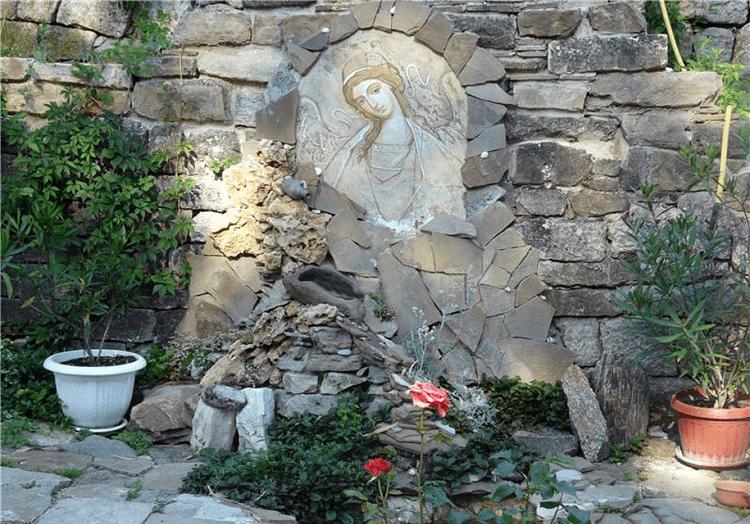 Топловский монастырь фото