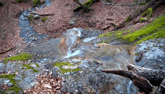 Водопад Лесная фея