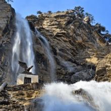 Учан-Су: самый длинный водопад в Европе