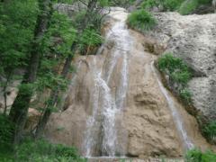 Черимисовские водопады в Белогорске: уникальная природа Крымского полуострова