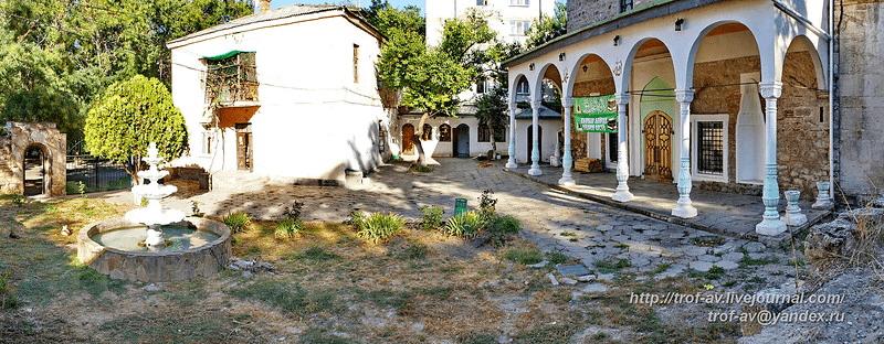 мечеть Муфтий-Джами в Феодосии