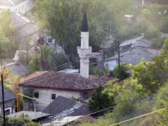 Мечеть Тахталы-Джами в Бахчисарае или чудо пересечения исторических событий и культур