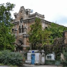 Караимская кенасса в Симферополе