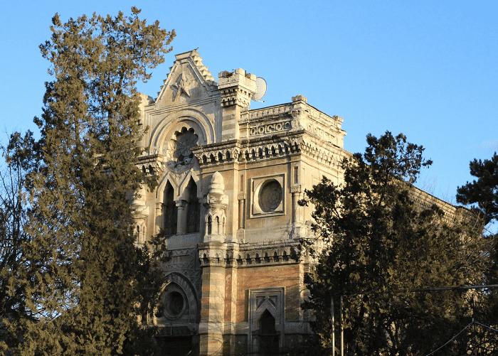 Какраимская кенасса в Симферополе фото