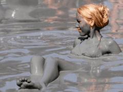 Санаторно — курортное лечение грязями в Крыму. Лучшие санатории Саки и Евпатории