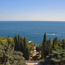 Жилье в частном секторе в Мисхоре и Кореизе на Южном берегу Крыма