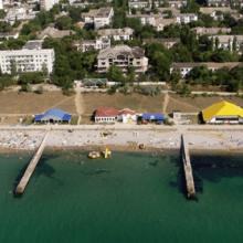 Жилье в частном секторе в Приморском (Крым)