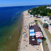 Заозерное (Крым) жилье у моря в частном секторе