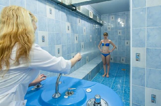 лечение кожных заболеваний в санаториях в Крыму