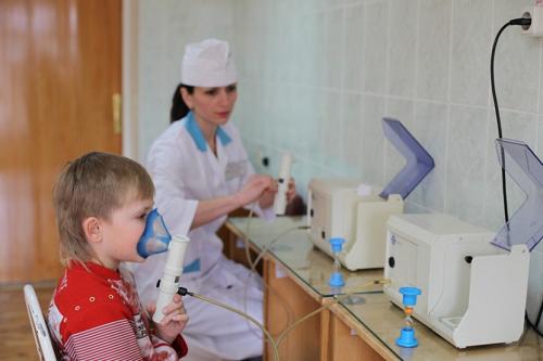 лечение лор заболеваний в санаториях в Крыму