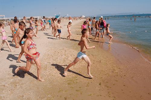 Детские санатории в Крыму
