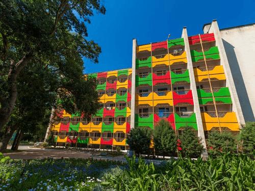 Детские санатории крыма