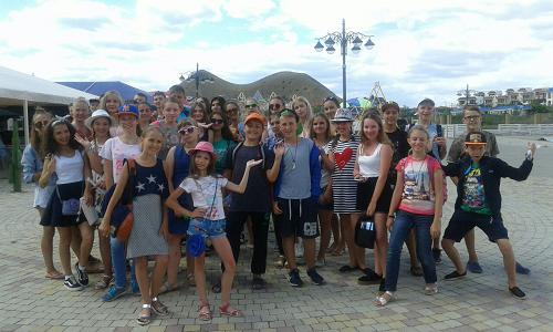 Детский оздоровительный лагерь Орлёнок в Феодосии