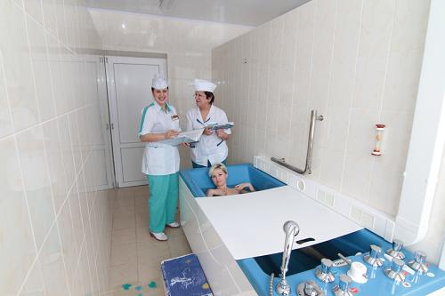 Гинекологические санатории в Крыму