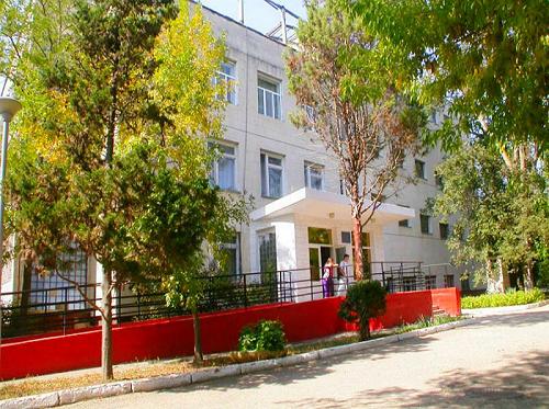 Лечение суставов в крымских санаториях