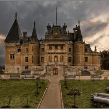 Дворец императора России в Массандре