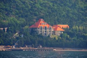 Дача Горбачева в Форосе в Крыму