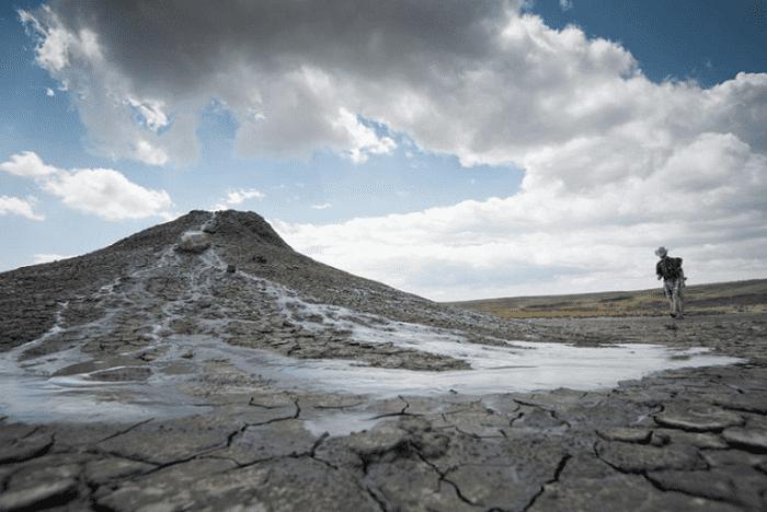 Действующие вулканы в Крыму