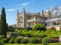 Дворцы и замки в Ялте и ее окрестностях