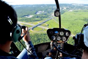 Полеты на самолете в Крыму — обзорные экскурсии по живописным местам