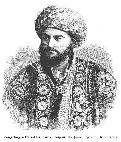 Сеид-Абдул-Ахад-Хан