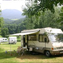Где арендовать дом на колесах в Крыму и платные кемпинги