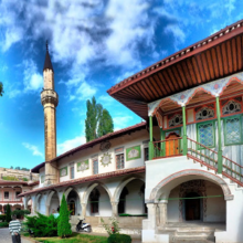 Ханский дворец в Бахчисарае: жемчужина центрального Крыма