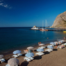 Лучшие пляжи Судака 2020: фото, отзывы, описание