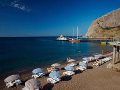 Лучшие пляжи Судака 2019: фото, отзывы, описание