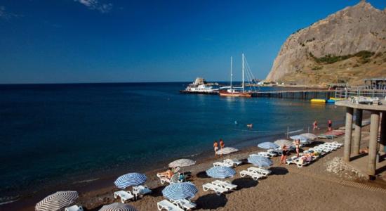 Лучшие пляжи Судака 2021: фото, отзывы, описание