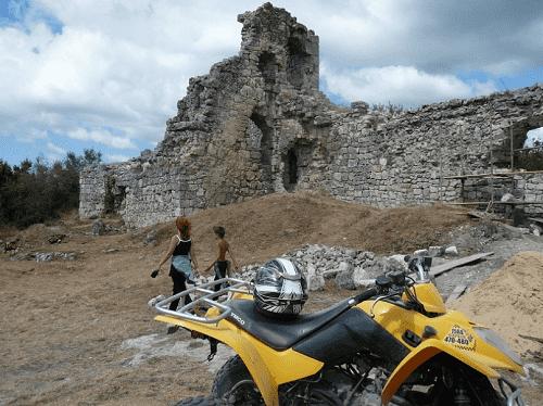 Экскурсии на квадроциклах по Крыму