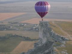 Полеты на воздушном шаре по Крыму