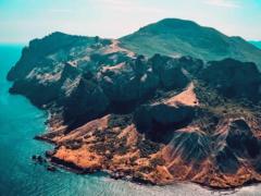 Вулканы Крыма: спящие, потухшие и действующие