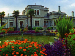 Юсуповский дворец в Крыму: цена билета в 2020году