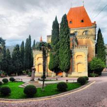 Дворец Княгини Гагариной в Алуште — вечная память о супруге