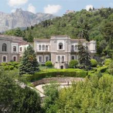 Самые красивые дворцы и замки Крыма