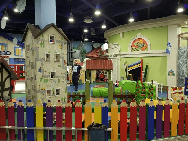 Куда пойти с детьми в Симферополе