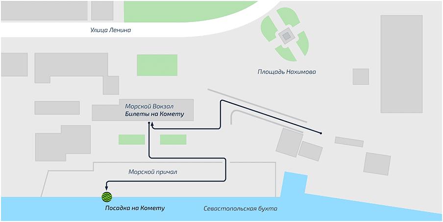 Комета Ялта - Севастополь расписание 2019